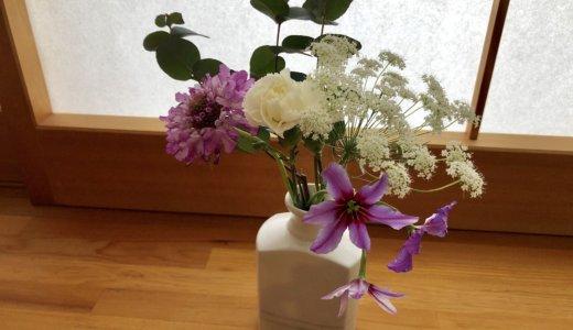 【FLOWER かわいいが届くお花便】2回目のブーケが届きました